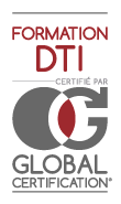OF DTI : GLOBAL Certification® peut recevoir...